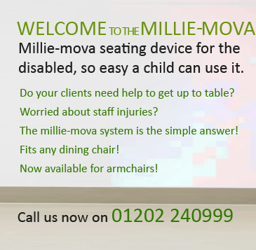 Disabled Chair Mover